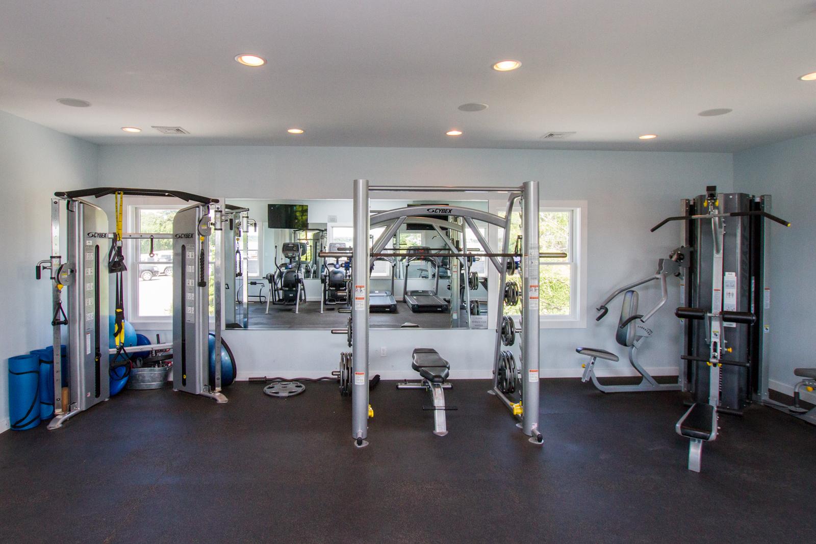 Montauk Lake Club Fitness Center